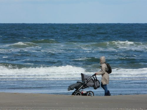 Faye Cossar Summer at a Dutch Beach