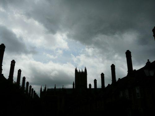 Faye Cossar Wells dark sky