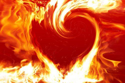 Fire in astrology